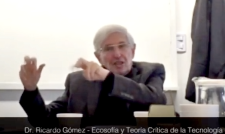 Ricardo Gomez CESIS UCA