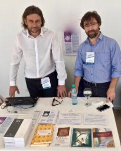 Giuliano y Parselis en CLADI 2017