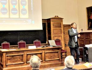 Martin Parselis Conferencia Foro Iberoamericano de Ingenieria y Sociedad Digital 2018