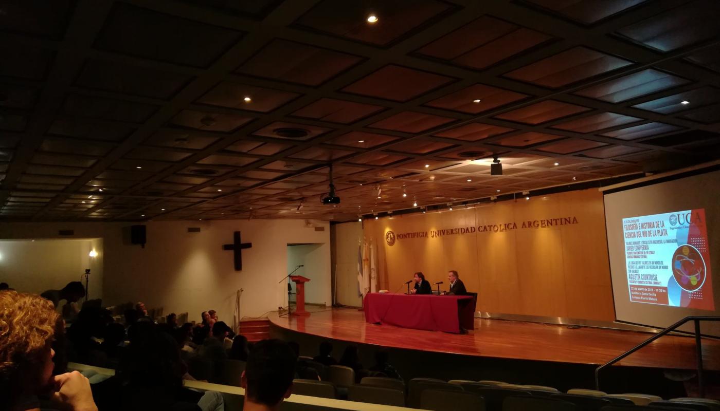 Coloquio Rio de la Plata UCA CESIS