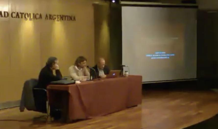 Tecnología y valores, Agustín Courtoisie y Javier Echeverría